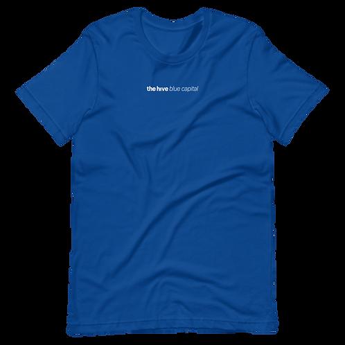 the hive blue capital | ATHLETE | color shirt | UNISEX