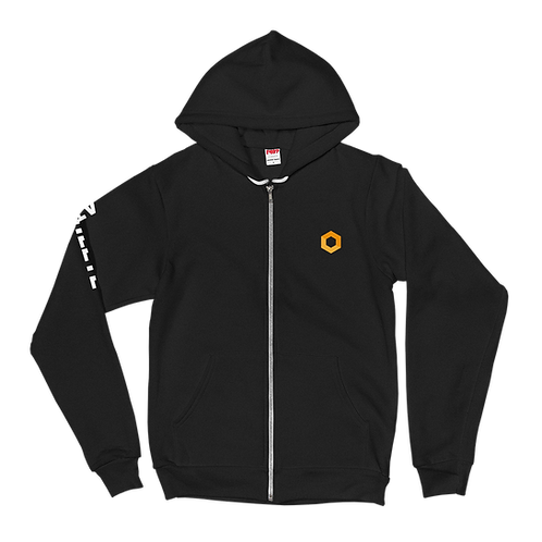 the hive solar city | ATHLETE | zipper | black | UNISEX