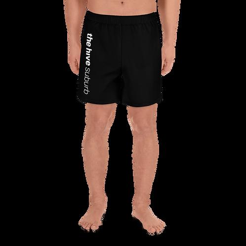 the hive | athletic shorts | black | suburb