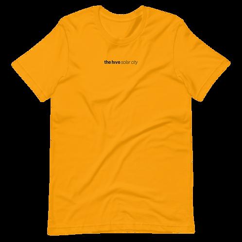 the hive solar city | ATHLETE | color shirt | UNISEX
