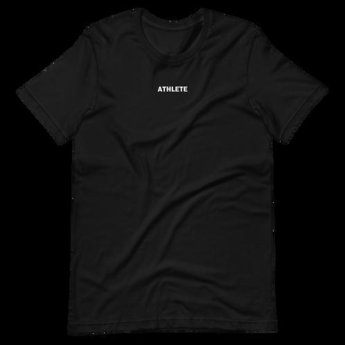 the hive | ATHLETE | basic shirt | black | UNISEX