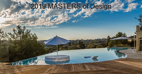 2019 masters of design winner fluid dynamics pool & spa inc