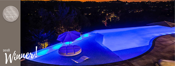 Fliud Dynamics Pool & Spa PF Cielo Blue