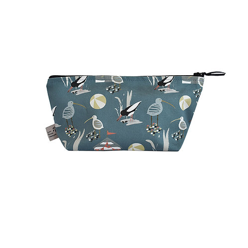 Pebble Beach Cosmetic Bag - Coast