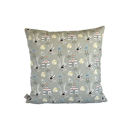 Pebble Beach Cushion - Olive