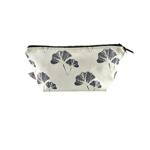 Ginkgo Leaf Cosmetic Bag