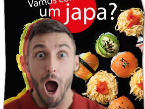 Vamos comer um JAPA?