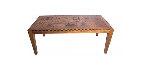 Mesa de Jantar Ref. RTLHZ0060