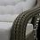Thumbnail: Sofá de Fibra Sintética Ref. RTSNT0112