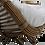 Thumbnail: Poltrona Giratória de Fibra Natural Ref. RTR020