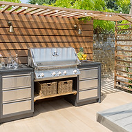 Vala Designs Outdoor Kitchen