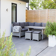 Vala Designs Back Garden