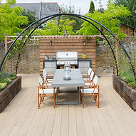 Vala Designs Outdoor BBQ