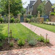 Vala Designs Front Garden 4