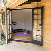 Vala Designs Garden Gym