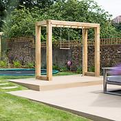 Vala Designs Garden Play Area