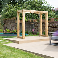 Vala Designs Garden Play Area