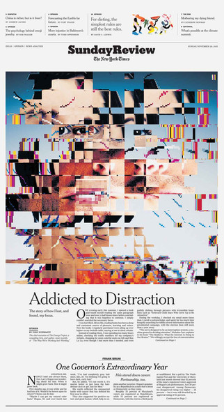 Addicted to Distraction