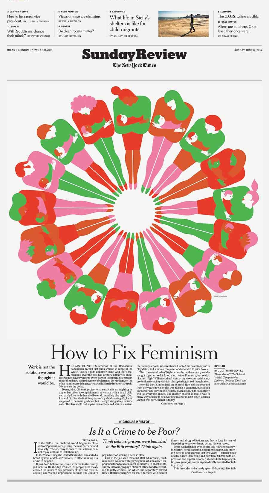 How to Fix Feminism