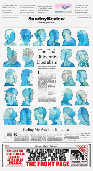 The End of Identity Liberalism
