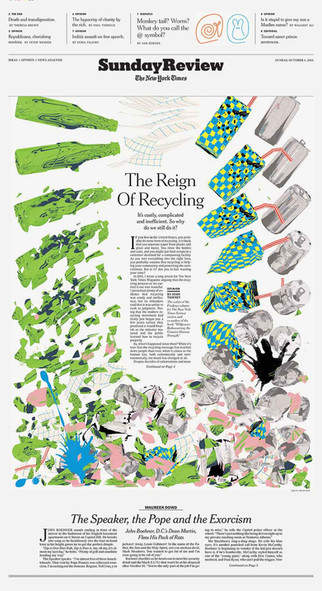 The Reign of Recycling
