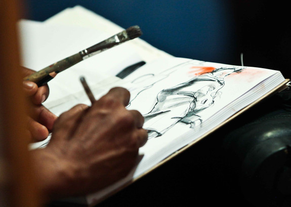 Live drawing4