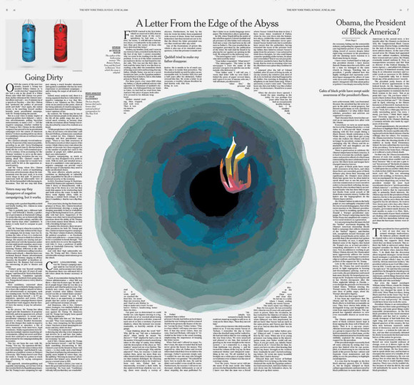 Center illustration by Ping Zhu