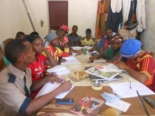 Des Stagiaires de l'ENAE de Koba au sein de l'ONG AGEDD