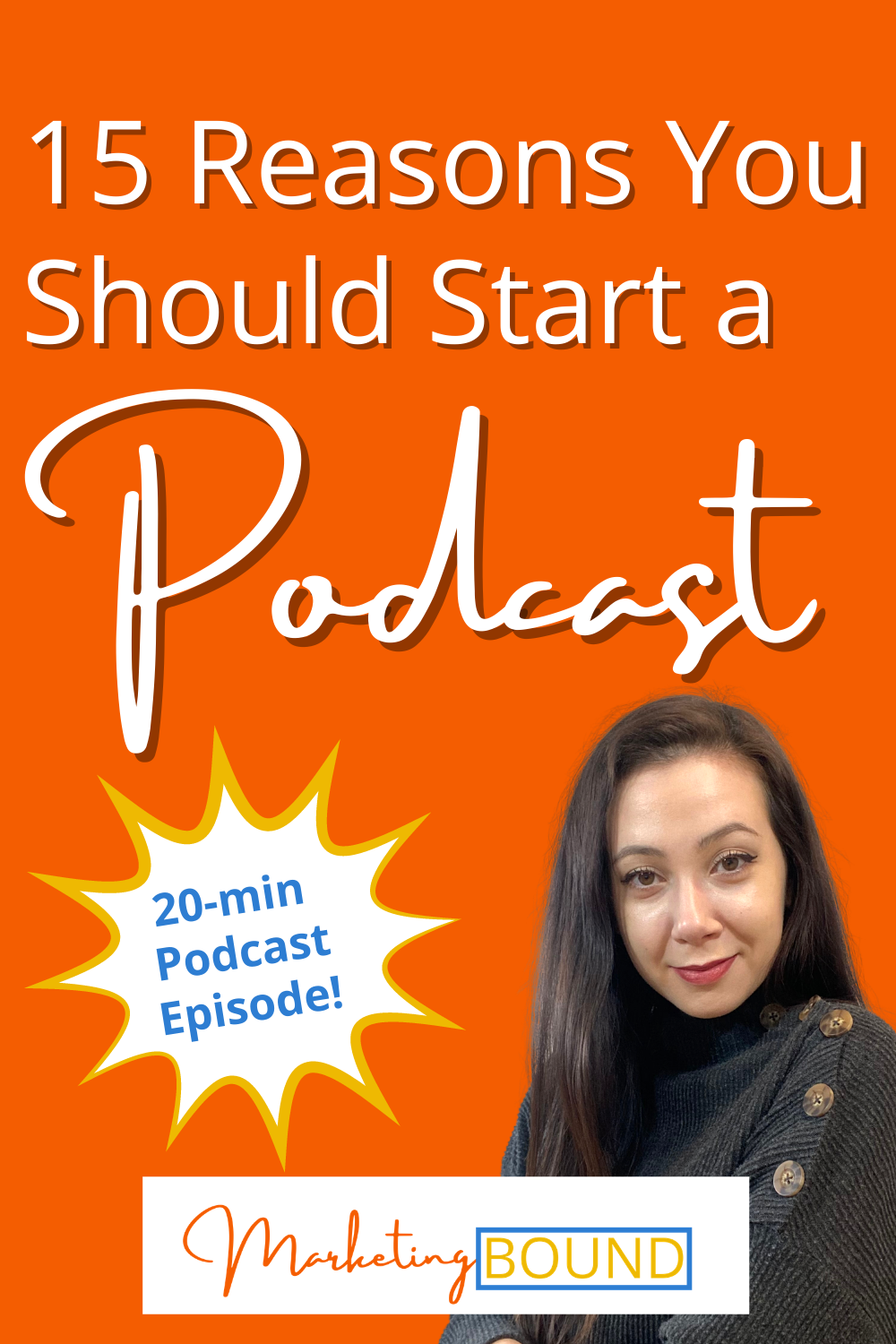15 reasons to start a podcast
