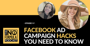 Top 3 Facebook Ad Campaign Tips from Courtney Tarrant