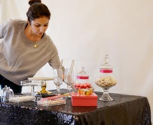 May Houri's Sweet Table