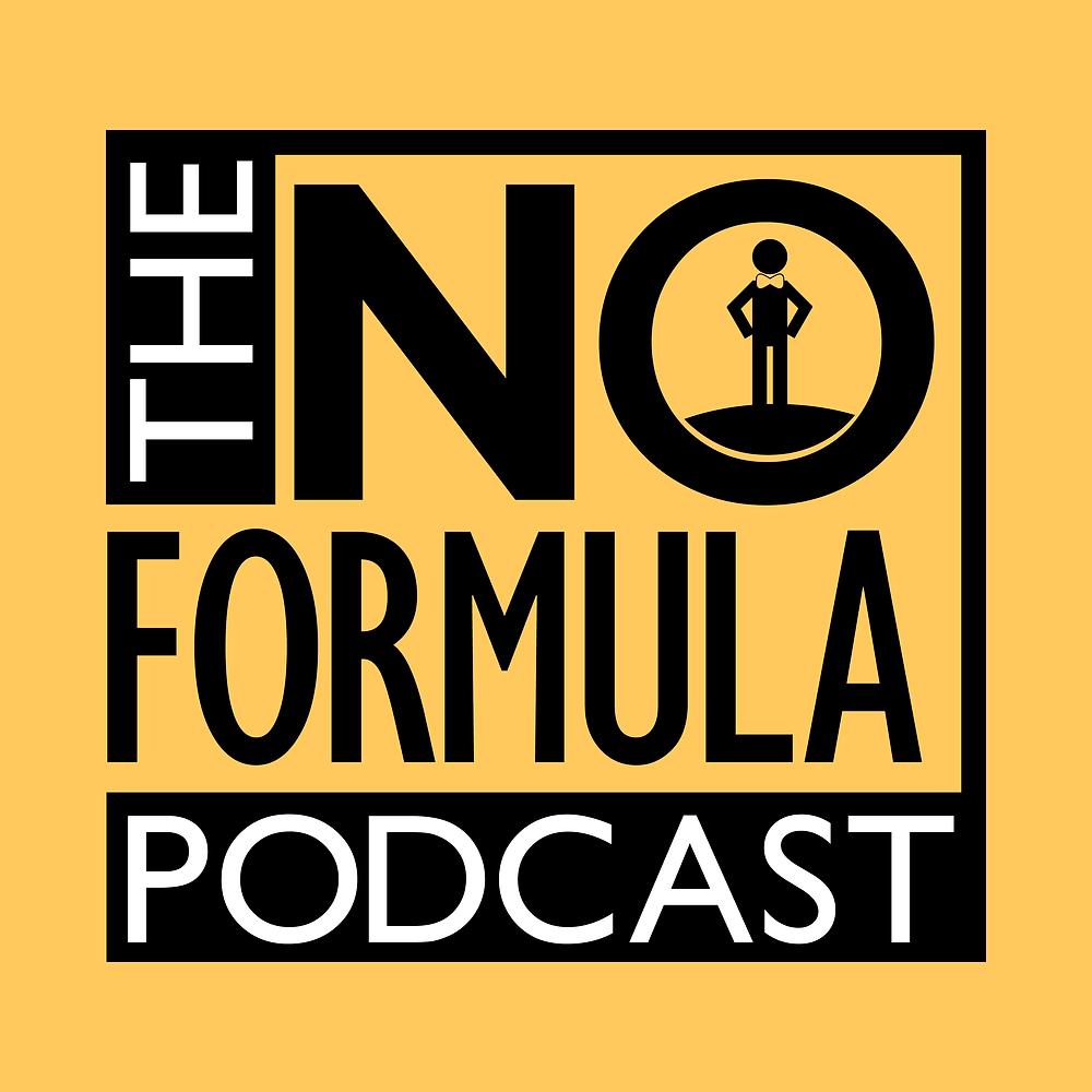 No Formula Podcast Logo