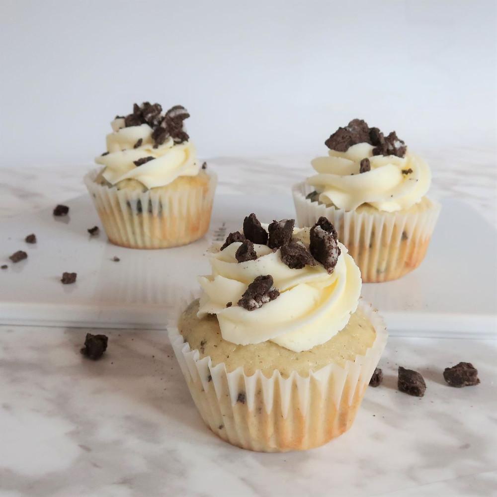 May Houri's Cupcakes