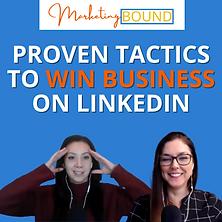 Judi Fox exposes amazing LinkedIn tactics to win business