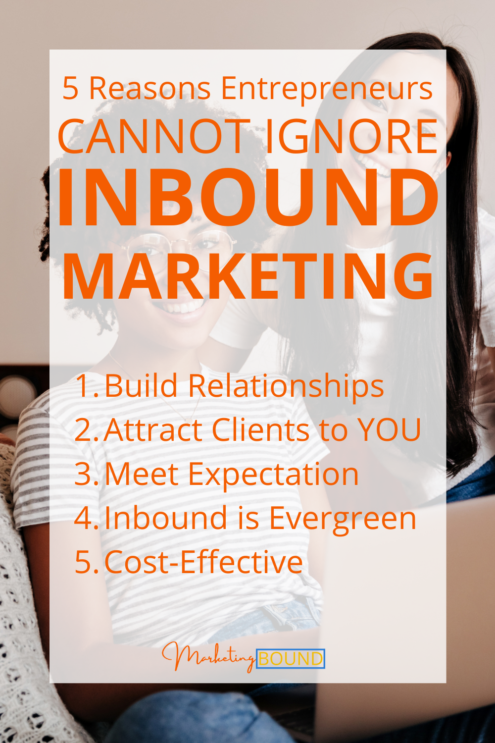 Why entrepreneurs cannot ignore inbound marketing
