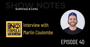 6 Ways to Grow Your Business, with Martin Coulombe