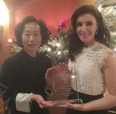 Margaret Keys and Tomoko Torii