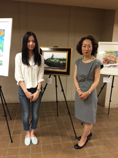 Hiroshima Artist, June 2015