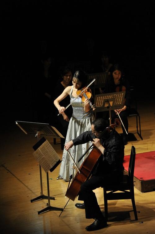 Mariko Senju and Ohad Bar-David