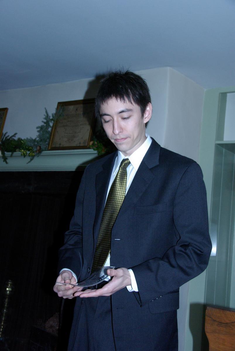 Sean Kennard, piano