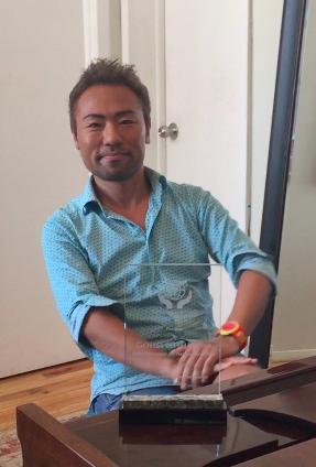Gohei Nishikawa. piano