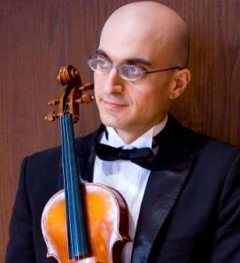 Hanna Khoury, Violin