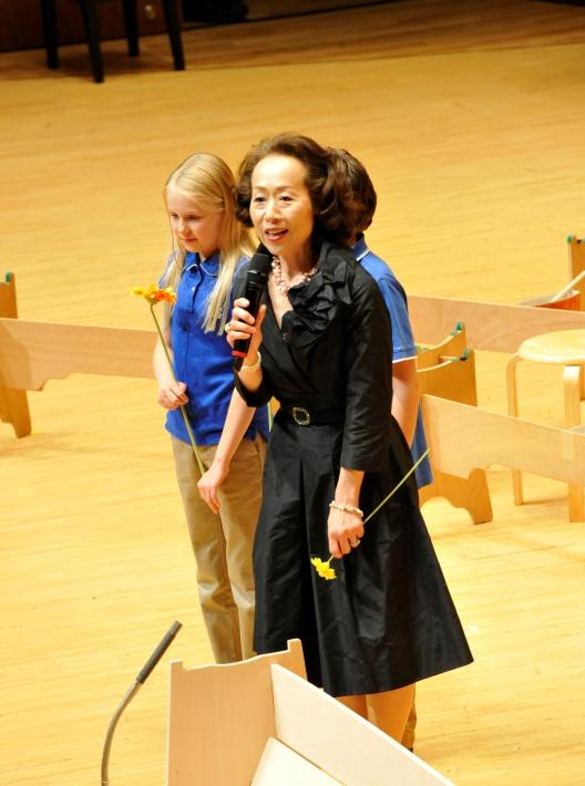 Executive Director Tomoko Torii