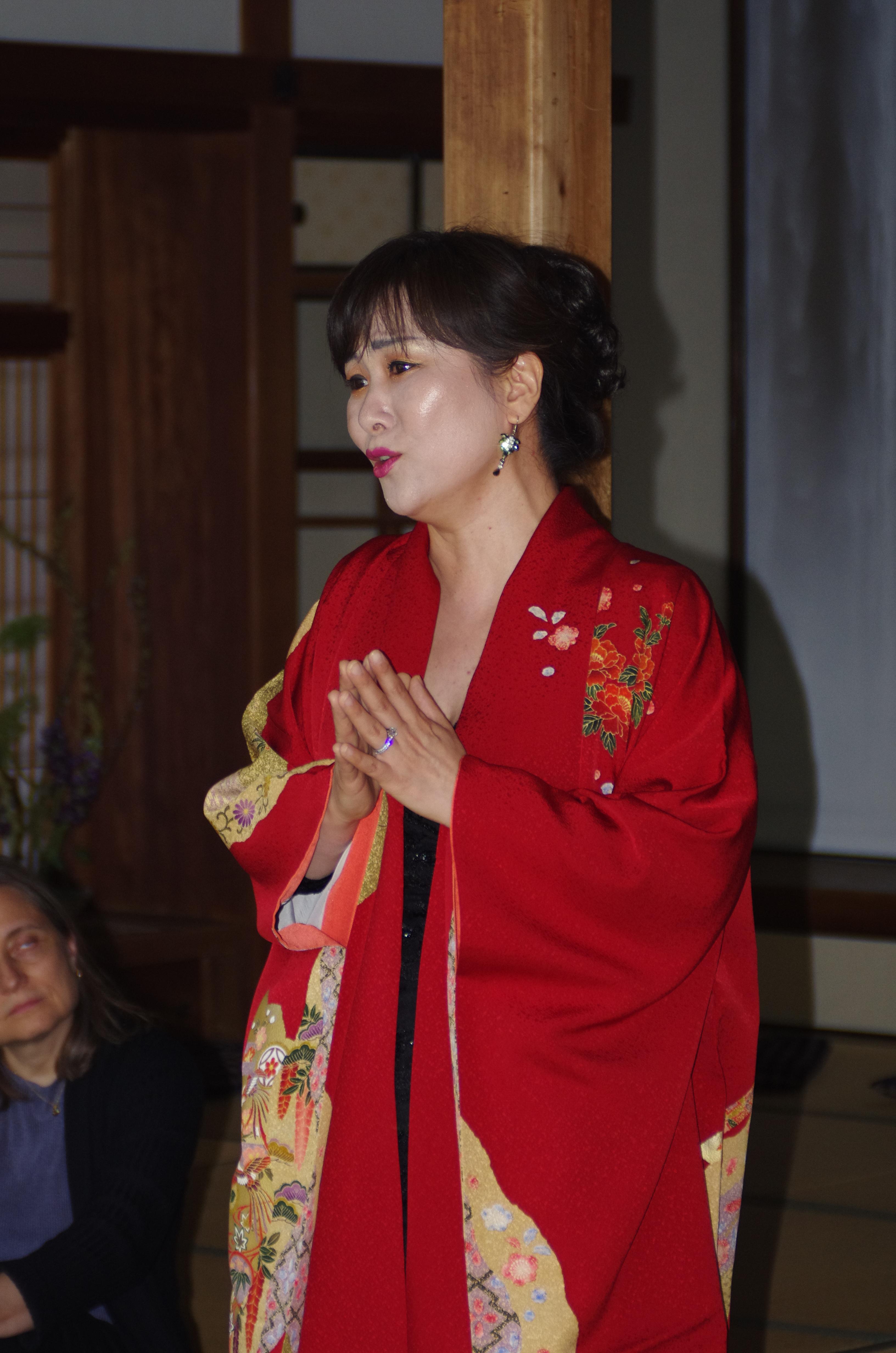 Eunmi Shin, Soprano
