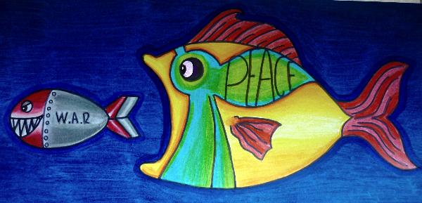 """Alimentando la paz / Feeding Peace"""