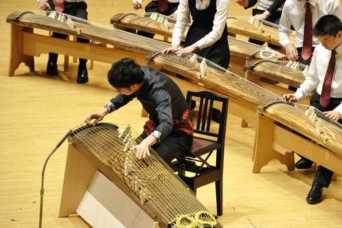 Yokohama Int'l School -Koto Ensemble