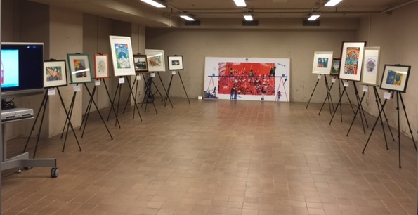 Peace Art Journey Exhibit June 18-28