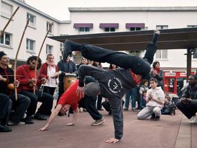 Capoeira Manteiga Salgada (Lorient)