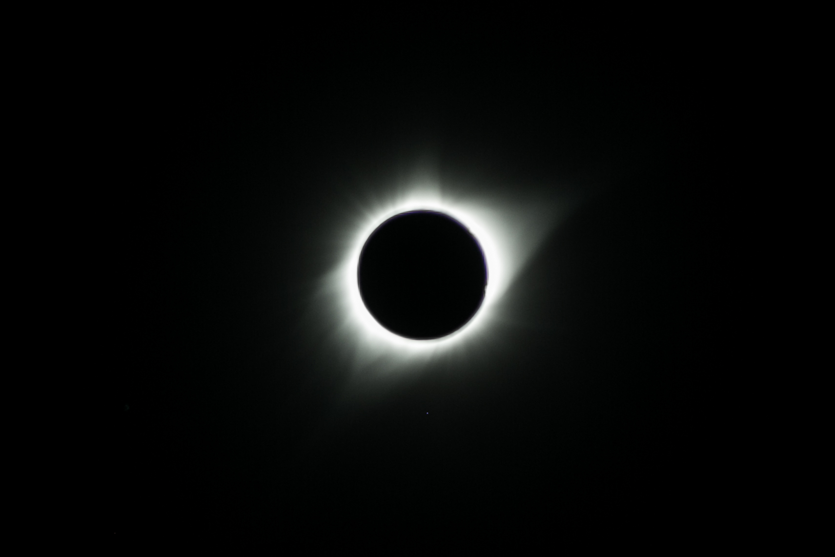 Total Solar Eclipse // Wyoming