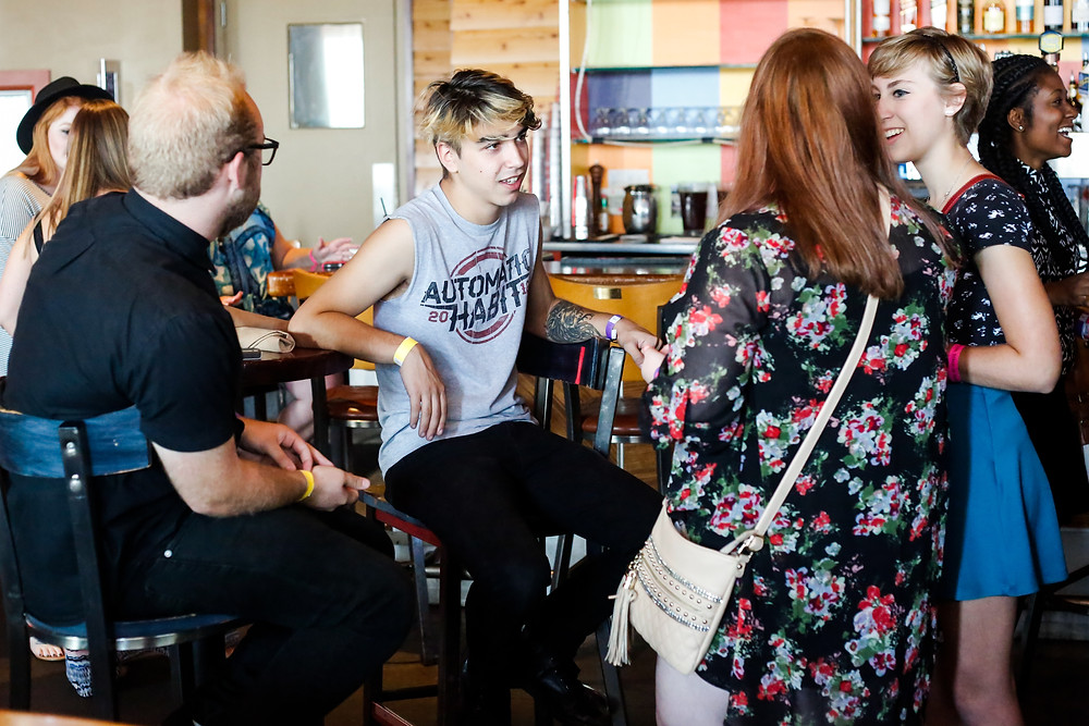 Meet and Greet // The House On Cliff